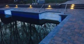 lit pool